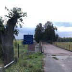 Grenze von Litauen nach Russland