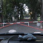 Grenzübergang nach Russland von Schirwindt
