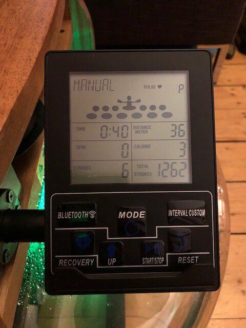 S4 Monitor Waterrower